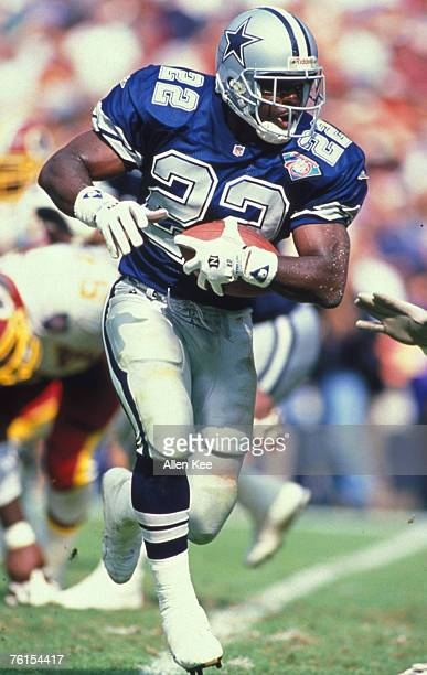 Emmitt Smith Dallas Cowboys