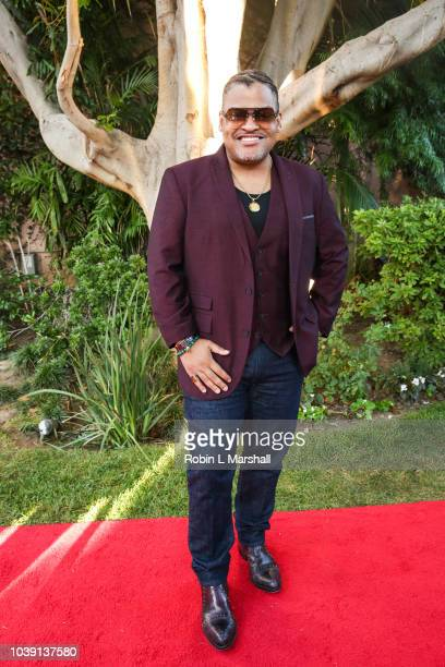 Emmons of 'Dancing with the Stars' attends the 29th Annual Heroes And Legends Awards at Beverly Hills Hotel on September 23 2018 in Beverly Hills...