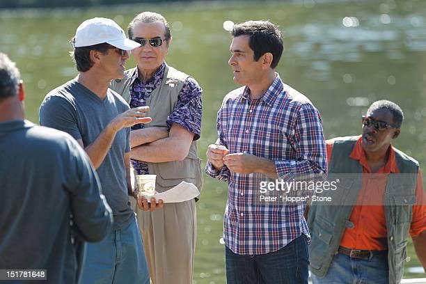 FAMILY Emmy and Golden Globe Awardwinning Modern Family returns for its fourth season WEDNESDAY SEPTEMBER 26 on the Walt Disney Television via Getty...