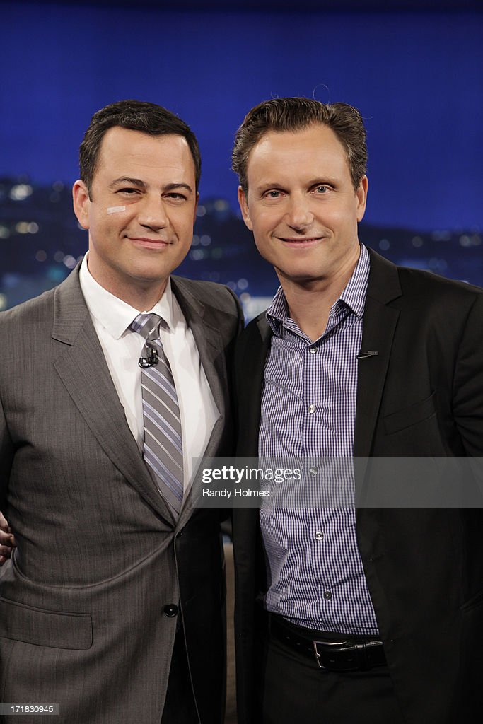 "ABC's ""Jimmy Kimmel Live"" - Season 11 : News Photo"
