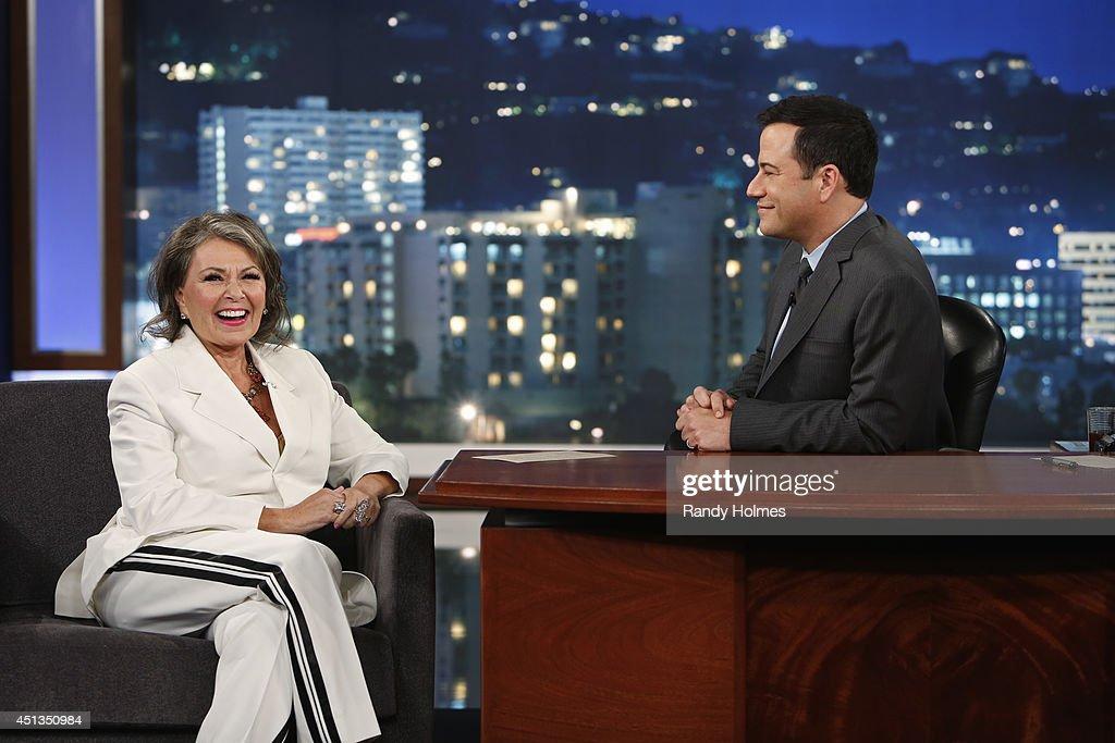 ABC's 'Jimmy Kimmel Live' - Season 12 : News Photo