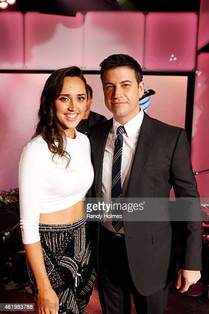 """Emmy Award-nominated """"Jimmy Kimmel Live"""" airs every weeknight , packed with hilarious comedy bits and features a diverse lineup of guests including..."""