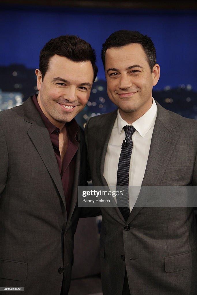 "ABC's ""Jimmy Kimmel Live"" - Season 12 : News Photo"