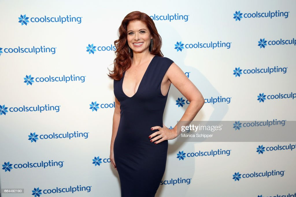 CoolSculpting Media Day With Debra Messing