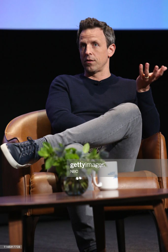 """CA: NBC's """"Late Night with Seth Meyers FYC Event"""""""