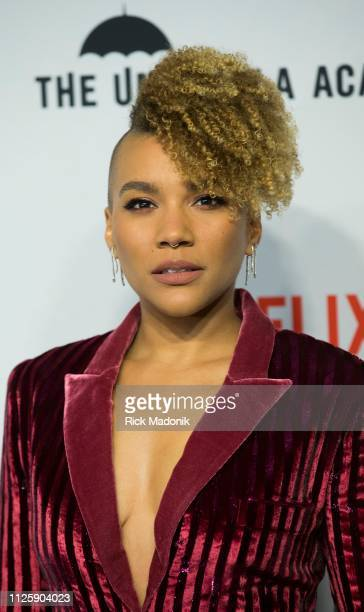 Emmy RaverLampman Bell TIFF Lightbox hosted a screening of new superhero movie The Umbrella Academy produced by Netflix