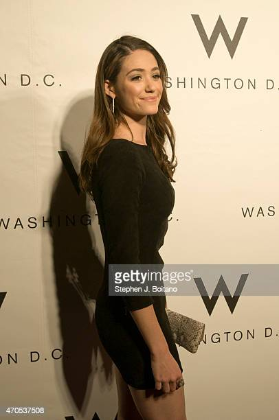Emmy Rossum arrives at the W Washington DC Grand Opening Celebration in Washington DC Emmanuelle Grey Emmy Rossum is an American actress and...