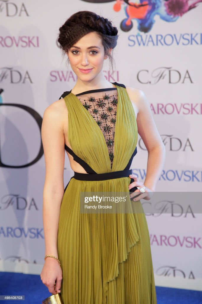 Emmy Rossum attends at Alice Tully Hall, Lincoln Center on June 2, 2014 in New York City.