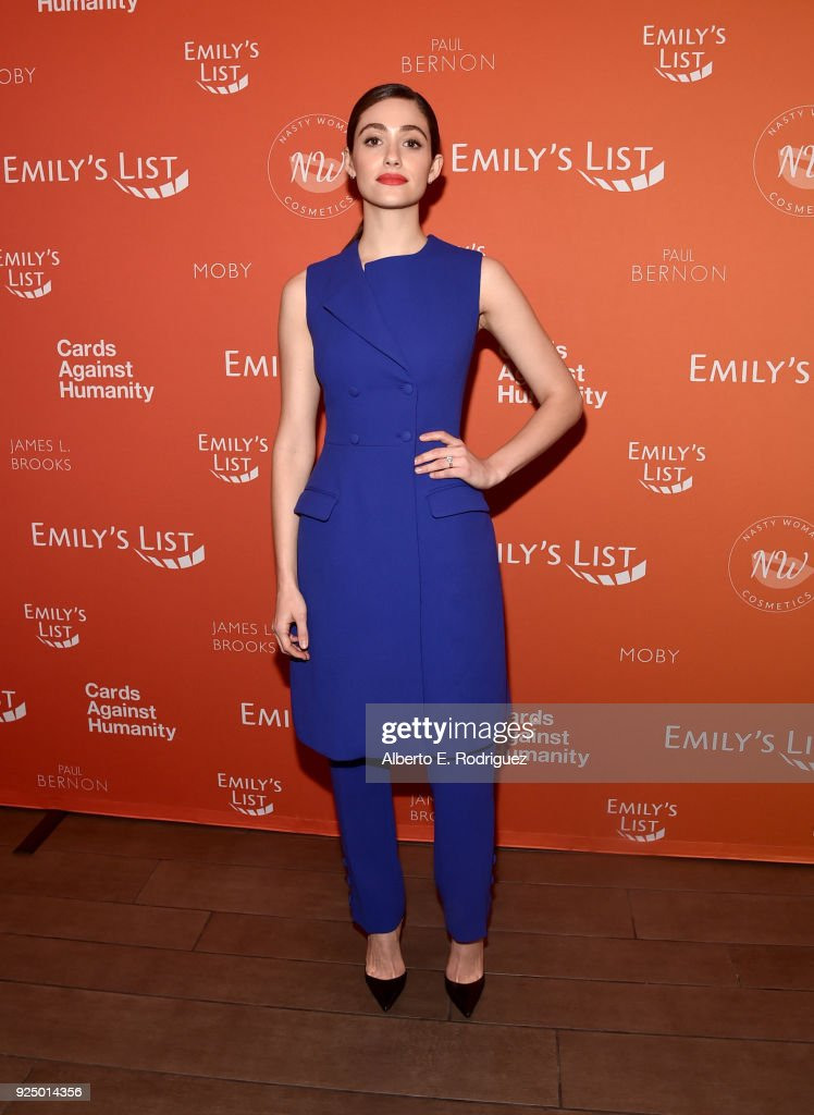 EMILY's List Pre-Oscars Brunch And Panel : News Photo