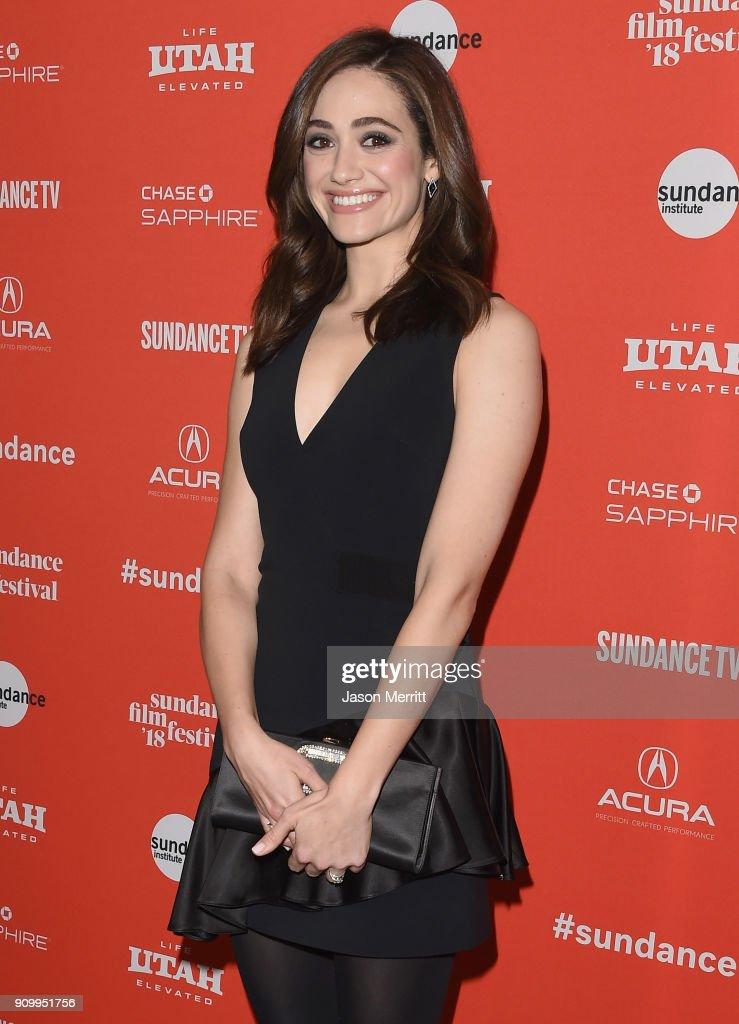 "2018 Sundance Film Festival -  ""A Futile And Stupid Gesture"" Premiere : News Photo"