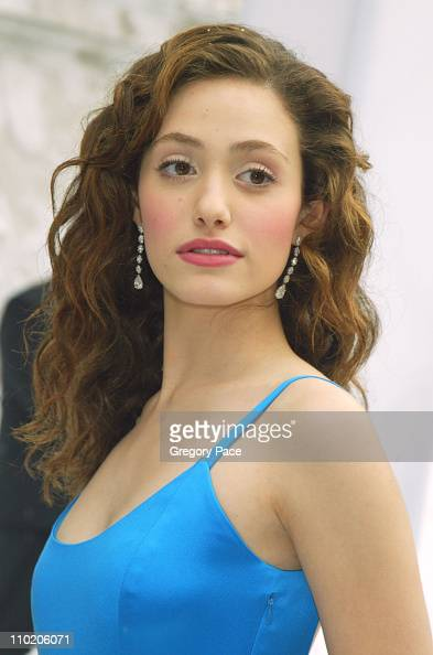 """Emmy Rossum During """"The Day After Tomorrow"""" New York"""