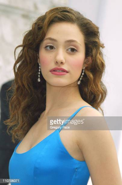 Emmy Rossum during The Day After Tomorrow New York Premiere Arrivals at American Museum of Natural History in New York City New York United States