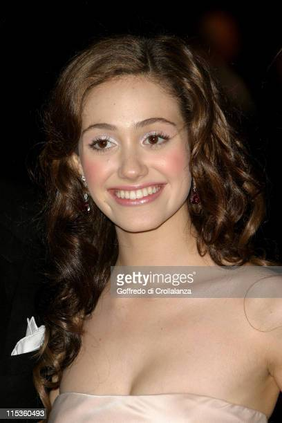 Emmy Rossum during 'The Phantom of the Opera' London Premiere Arrivals at Leicester Square in London England Great Britain