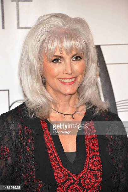 Emmylou Harris attends the Songwriters Hall of Fame 43rd Annual induction and awards at The New York Marriott Marquis on June 14, 2012 in New York...