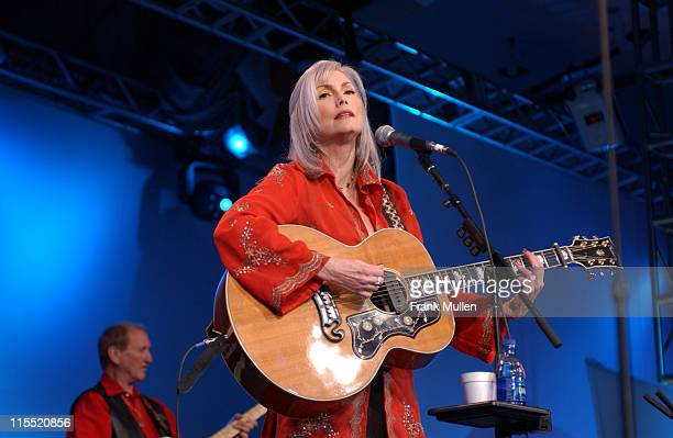 Emmylou Harris during ASCAP 2004 Country Music Awards - Show at Opryland Hotel and Resort in Nashville, Tennessee, United States.