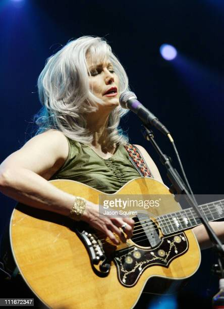 Emmylou Harris during Emmylou Harris Performs in Chicago at Allstate Arena in Rosemont Illinois United States
