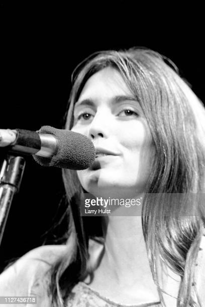 Emmylou Harris is opening for Country Joe McDonald at Cal Expo in Sacramento on April 27 1977
