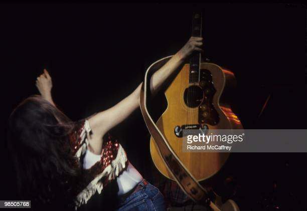 Emmylou Harris performs live at The San Francisco Civic Auditorium 1979 in San Francisco California