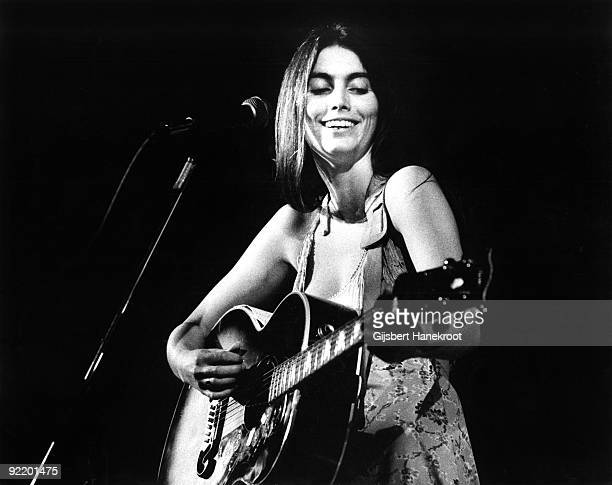 Emmylou Harris performs live in Nijmegen, Netherlands in 1976