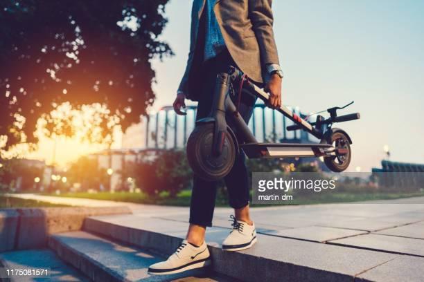 e-mobilité - être en mouvement photos et images de collection
