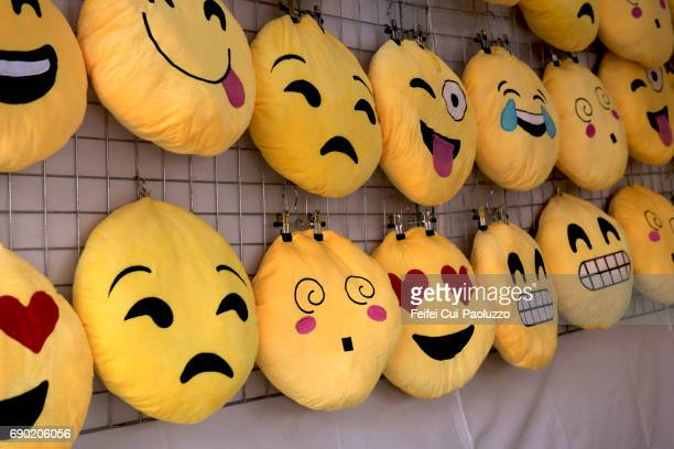Emoji Pillows for sale