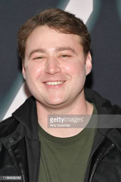 Emory Cohen attends Netflix's The OA Part II Premiere Photo Call at LACMA on March 19 2019 in Los Angeles California