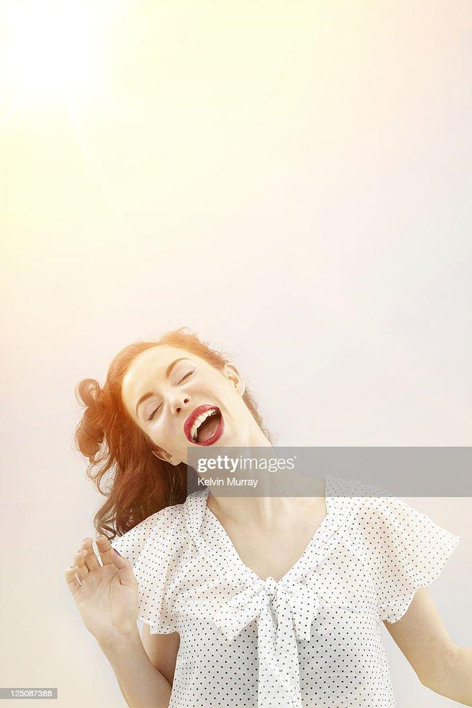 Emotion : Stock Photo