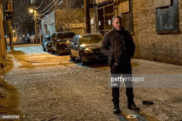 D 'Emotional Proximity' Episode 417 Pictured Jason Beghe as Hank Voight