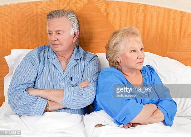 Emotionen: Geh nicht zu spät ins Bett angry