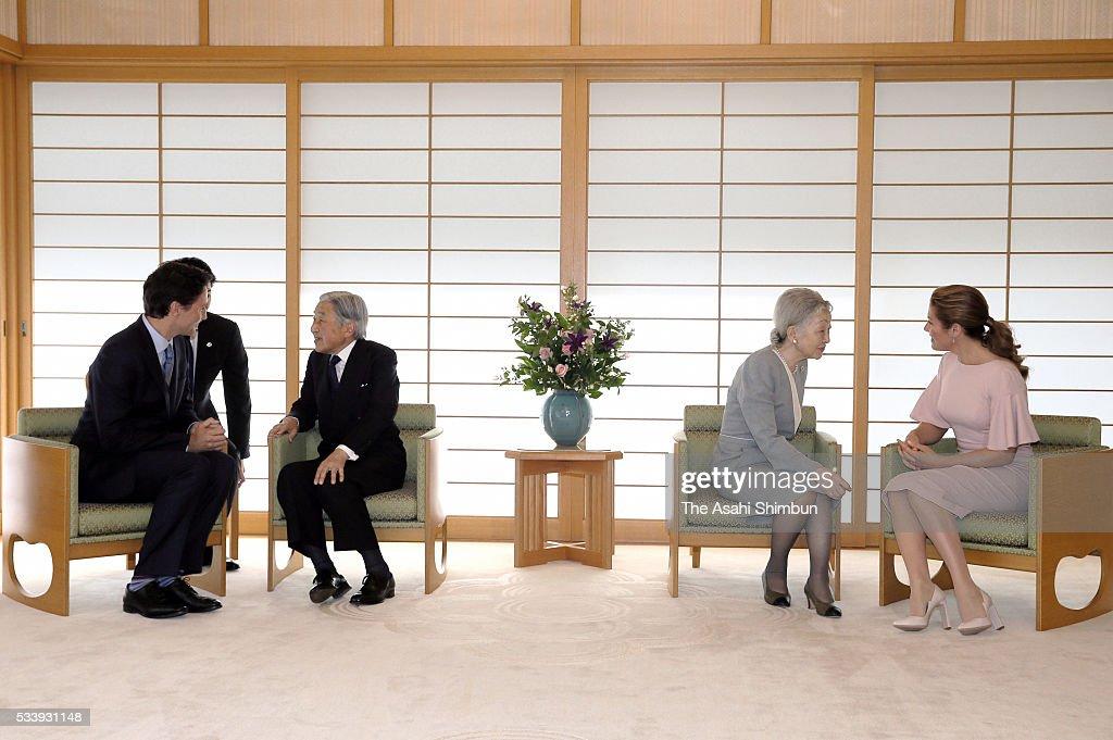 G7 Leaders Arrive Japan Ahead of Summit