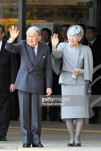 JPN: Emperor And Empress Visit Ise Shrine - Day 3