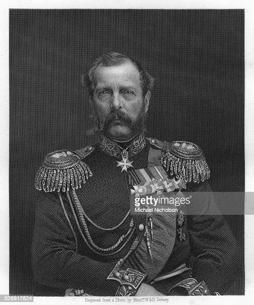 Emperor Alexander II of Russia , who succeeded to the throne during the Crimean War and signed the Treaty of Paris which brought about its end. He...