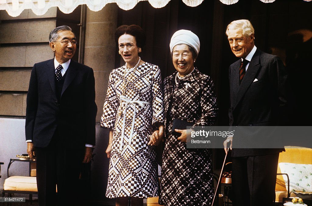 Emperor and Empress with Duke and Duchess : Nieuwsfoto's