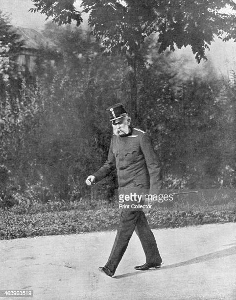 Emperor Franz Josef I of Austria, 23 July 1914. Acting on the advice of his foreign minister, Leopold von Berchtold, Franz Josef I issued an...