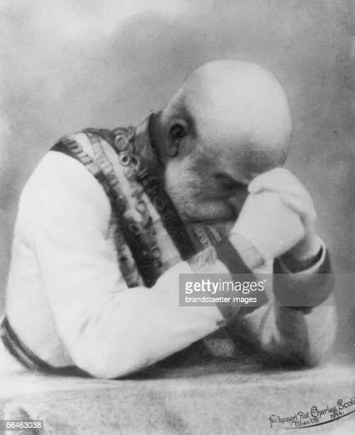 Emperor Franz Joseph I of Austria . 1914. [Franz Joseph I, Kaiser von oesterreich, . 1914]