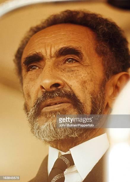 Emperor Haile Selassie I of Ethiopia 1965
