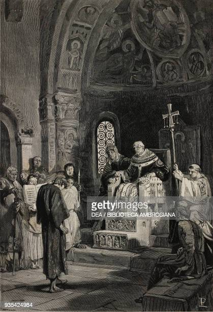 Pope Gregory Vii Stock Photos and Pictures | Getty Images