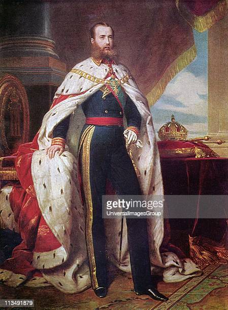 Emperor Maximilian I of Mexico Maximilian was born Archduke Ferdinand Maximilian Joseph of Austria and was proclaimed Emperor of Mexico on 10 April...