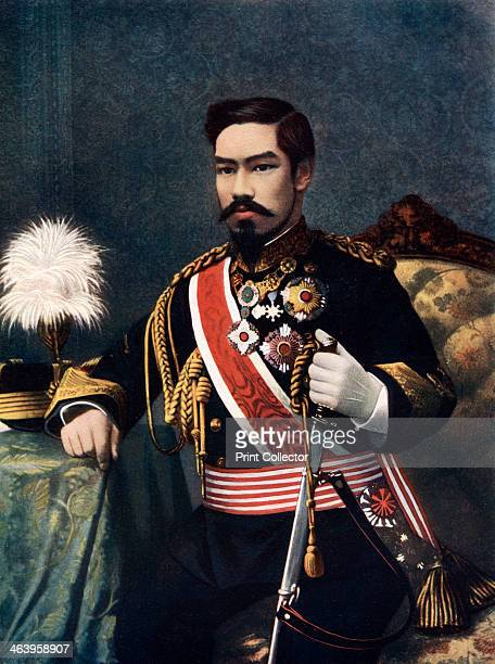 Emperor Meiji of Japan late 19thearly 20th century Meiji was the 122nd imperial ruler of Japan