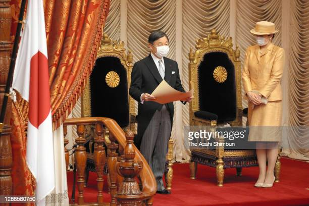 JPN: Japanese Parliament 130th Anniversary Ceremony