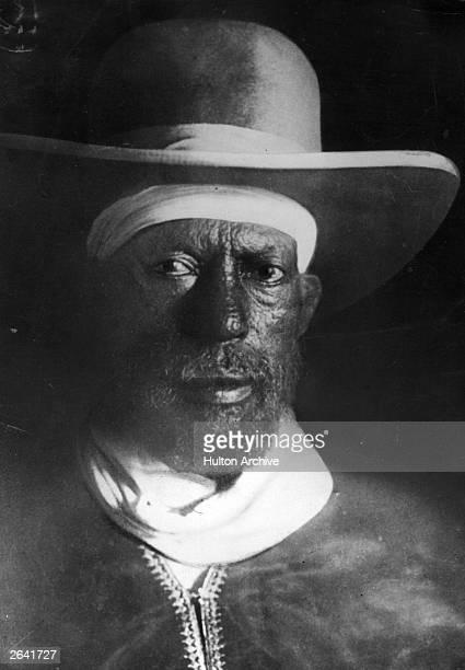 Emperor of Abyssinia Menelik II
