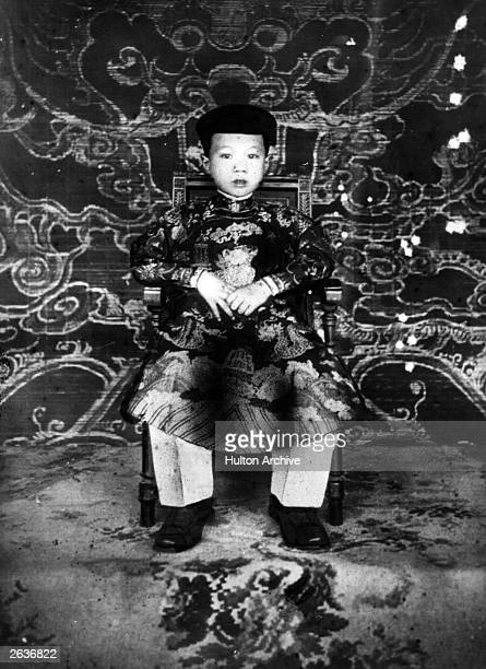 Emperor of Annam Bao Dai who ruled from 1932 to 1945 In 1949 having renounced his hereditary title he went to Saigon as Chief of the State of Vietnam...