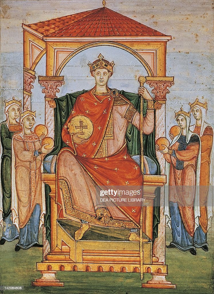 Emperor Otto II  : Photo d'actualité