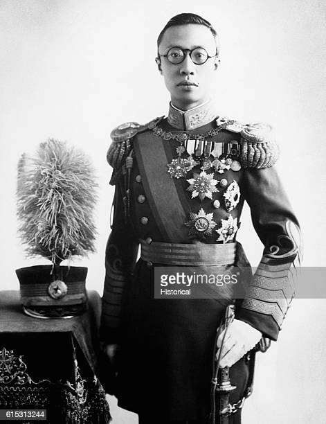 Emperor Pu Yi was the last emperor of China He was the first emperor of Manchuko from 193435 a puppet monarch for the Japanese