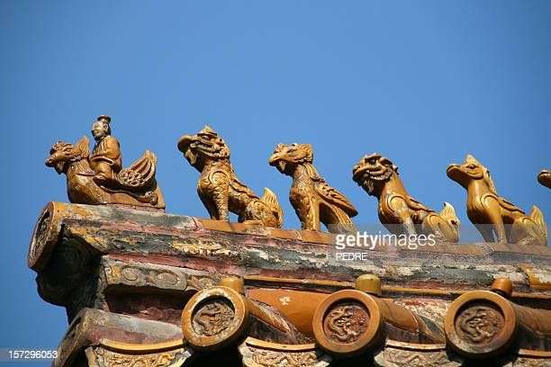 emperor´ symbol - temple of heaven stock pictures, royalty-free photos & images