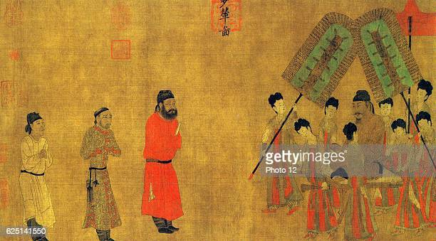 Emperor Taizong of Tang second emperor of the Tang Dynasty of China from 626 to 649