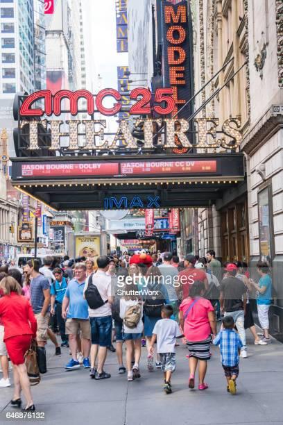 AMC Empire 25 Theater 42nd Street