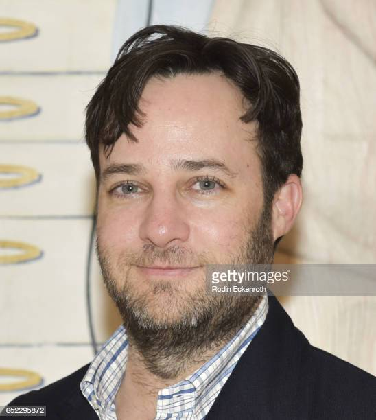 'Empire' CoCreator/Executive Producer Danny Strong attends MOCA's Leadership Circle and Members' opening of Kerry James Marshall Mastry at MOCA Grand...