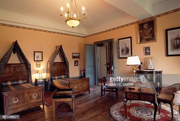 Empire Room Chateau d'Etchauz SaintEtiennedeBaigorry France Aquitaine 11th16th century