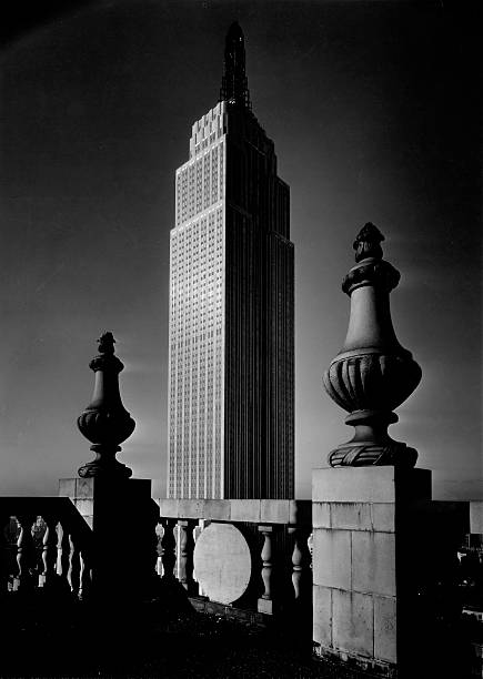 NY: 1st May 1931 - 90 Years Since The Empire State Building Opened